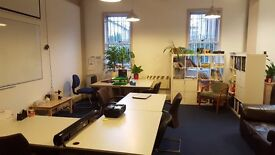Excellent location - Ladbroke Grove - up to 7 desks space available for sub-let