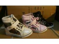 Wholesale ladies High Top trainers