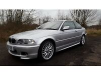 BMW 330i M-Sport **MANUAL**1 PREVIOUS OWNER**F.S.H**12 MONTHS MOT**Rust free** A MUST SEE!!