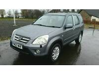 2007 07 Honda CR-V 2.2 I-CTDI SPORT DIESEL crv Excellent condition Service History Px Welcome
