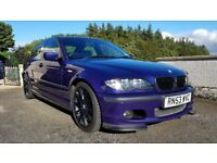 BMW 3 Series 2.5 325i Sport 4dr - Individual