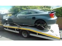 Toyota celica breaking for spares 1 day only tomorrow gone to scrap yard