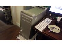 MAC PRO 4.1 EARLY 2009 / 8 CORE / 750GB / 17GB RAM / HD 5770 GDDR5
