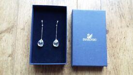 Svarovski cristal earings