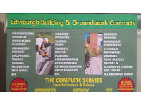 EDINBURGH BUILDING & GROUNDWORK CONTRACTS