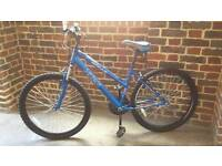 Ladies Apollo mountain bike