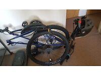 GT hardtail mountain bike