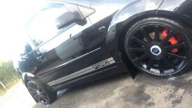 Ford fiesta ST500 limited edition tastfully modified not vxr st2 focus ect