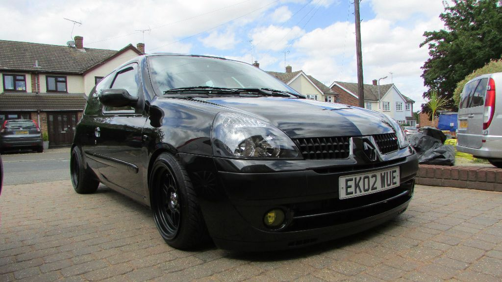 Modified Renault Clio 1 2 Dynamique In Rayleigh Essex