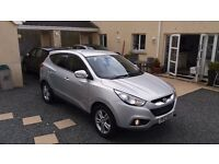 2012 (DEC) HYUNDAI iX35 STYLE 1.7 CRDi 4 HEATED SEATS GREAT VALUE JEEP