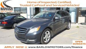 2011 Mercedes-Benz R-Class R350 BlueTEC 4MATIC **Bitcoin Accepte