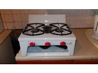 Flavel Westbury Double Top Burner and Grill