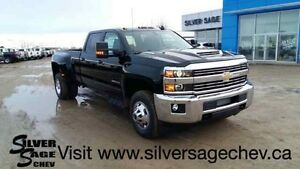 Brand New 2017 Chevrolet Silverado 3500 Duramax Dually Leather