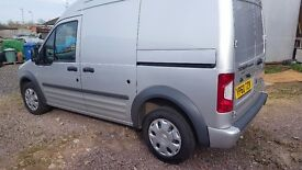 Ford transit connect trend diesel lwb high roof 2010 mint condition, no vat