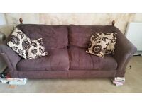 Free Large Sofa - front legs missing