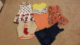 Various girls clothes (2-3 years)