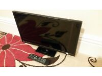 "24"" HD READY SLIM LED TV"