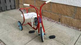 Raleigh Teddy..tricycle...a real retro trike in fantastic condition.