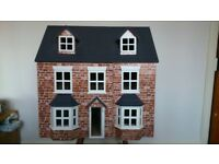 Dolls house, good condition.
