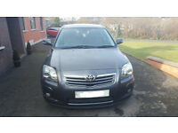 Toyota Avensis 2.2L D-4D TSpirit 2007(Leather Interior, Cruise Control, Sat Nav and Parking Sensors)