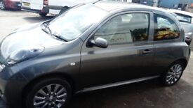 MICRA SPORT + 1240 CC 2 DOOR WITH FULL MOT 2005 LOW MILES WITH HISTORY