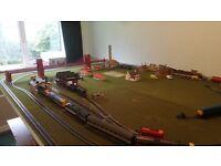 Model Railway Layout oo Guage.
