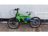 "Kids bike 20"" wheels, kawasaki ** I can deliver **"