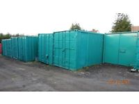 WORKSHOPS & STEEL CONTAINERS TO RENT (just of Edinburgh city bypass)