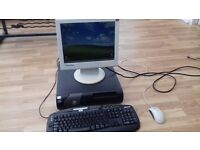 Dell Optiplex GX280 Desktop computer with wireless and Office 2007