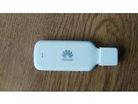 Huawei E3533 Unlocked Use Any Mobile Phone SIM The smallest Plug and Play 3G Mobile WiFi Dongle