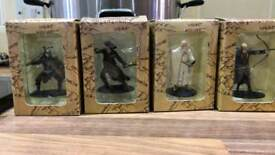 Lord of the rings figures colletables