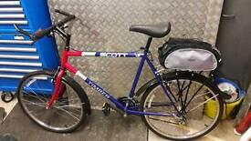 Retro Scott Timber bike size L