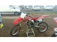 Honda crf 450 well looked after full working order offers