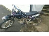 200cc feild bike