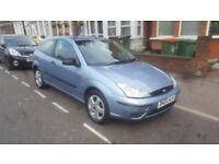 Ford focus 1.6 litre engine 2005 year perfect condition low miles