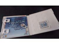 Frozen ds 3d game