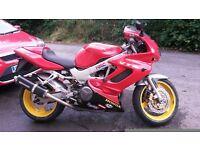 2001 Honda VTR 1000 F Firestorm V Twin