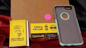 OtterBox Commuter iPhone 6 Plus/6s Plus Case Sky Shadow (Aqua/Gunmetal Grey)