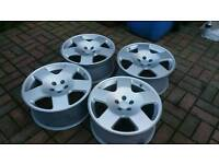 Audi TT Comps (competition) alloy wheels 17x7.5j 5x100