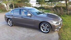 BMW 320D LUXURY AUTO 73K MILES