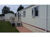 Mobile Home for sale at Holmans Wood Holiday Park, Chudleigh, South Devon
