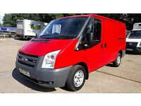 Finance - £95 P/M - Ford Transit Van 2.2 260 SWB Low Roof-1 Owner - FSH - 1YR MOT - Warranty 280 300
