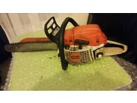 "STIHL MS 261 50.2cc 16"" Petrol Chainsaw Model 2011"