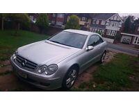 Mercedes clk avantgarde 2.2 diesel