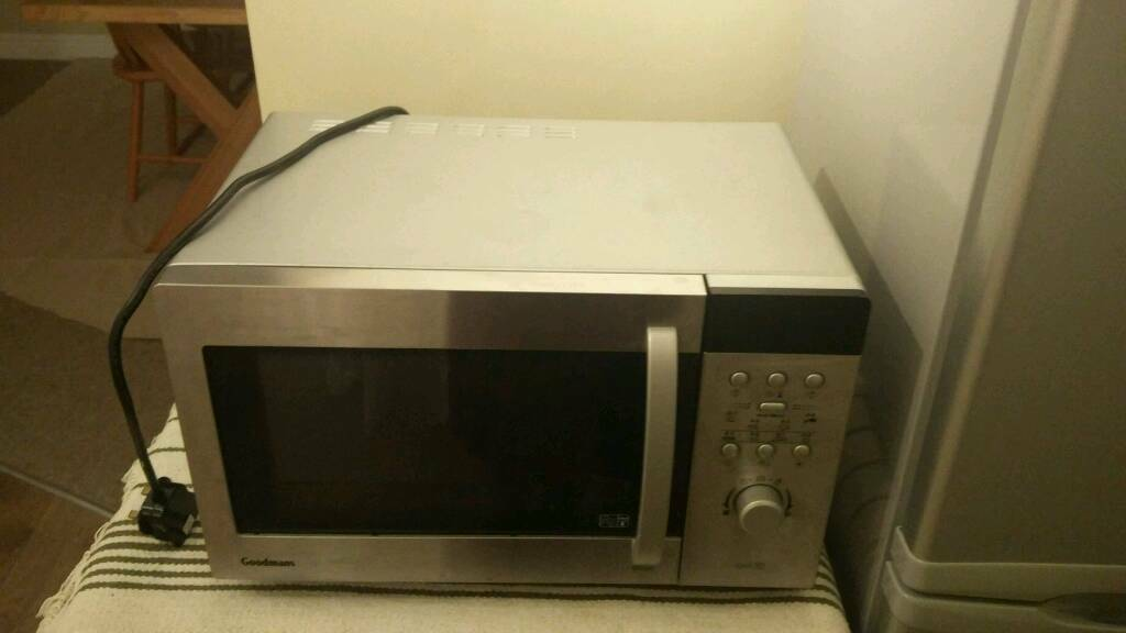 Goodmans GSS20 microwave grill