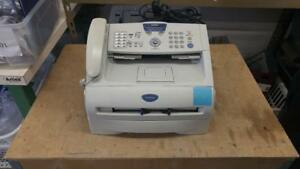 Brother IntelliFAX 2820 Fax, Copier All-In-One Laser Printer - Tested