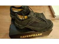 Cat safety trainers 10 uk size, like new