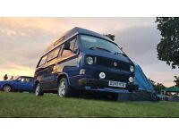 VW T25 Auto-Sleeper Hi-Top in excellent condition