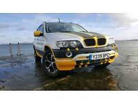 One of a kind BMW X5