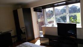 Clean double room in east london (italian flatshare) - Gants Hill